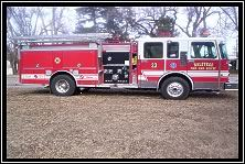 Engine 23 - 1993 Spartan Gladiator with Central Fire body